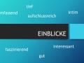 EINBLICKE-blau