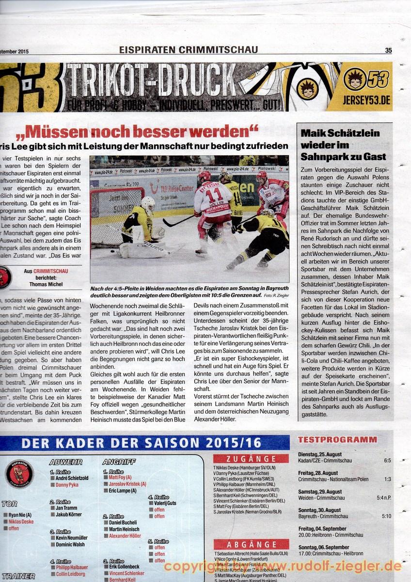 Eishockey NEWS 2015-09-01 [1600x1200]
