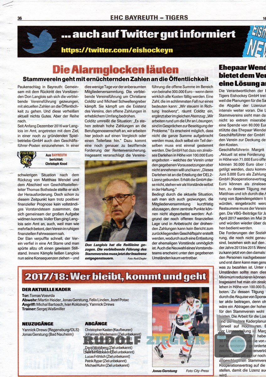 Eishockey NEWS 2017-05-16 (Kopie)