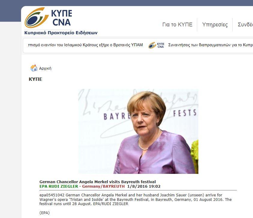 A...... - Angela Merkel