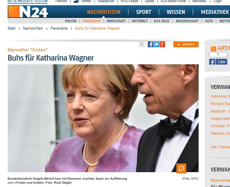 N24 - Angela Merkel