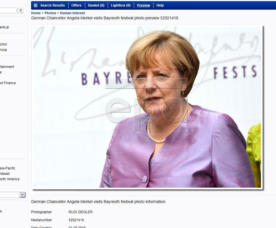 epa - european pressphoto agency - Angela Merkel