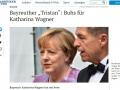 Osnabrücker Zeitung - Angela Merkel