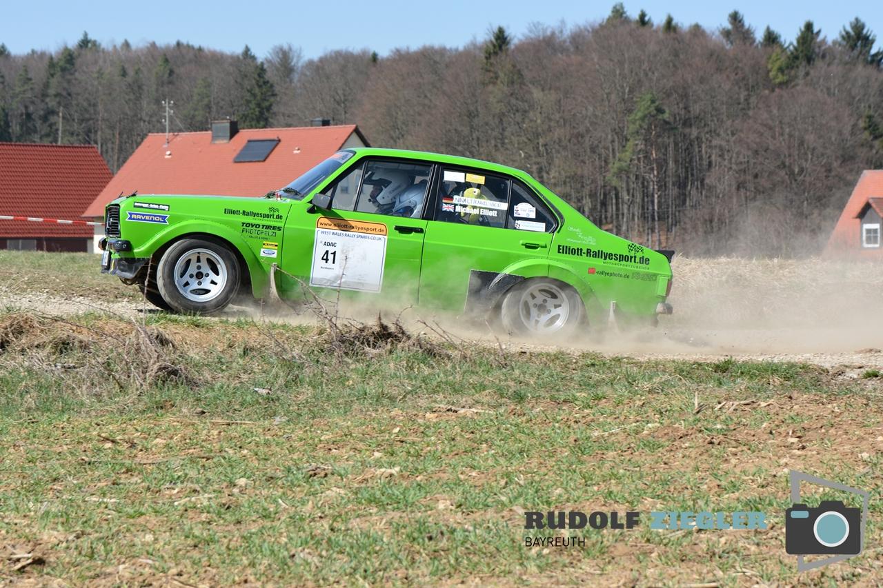 2. ADAC-Rallyesprint 105-RZL