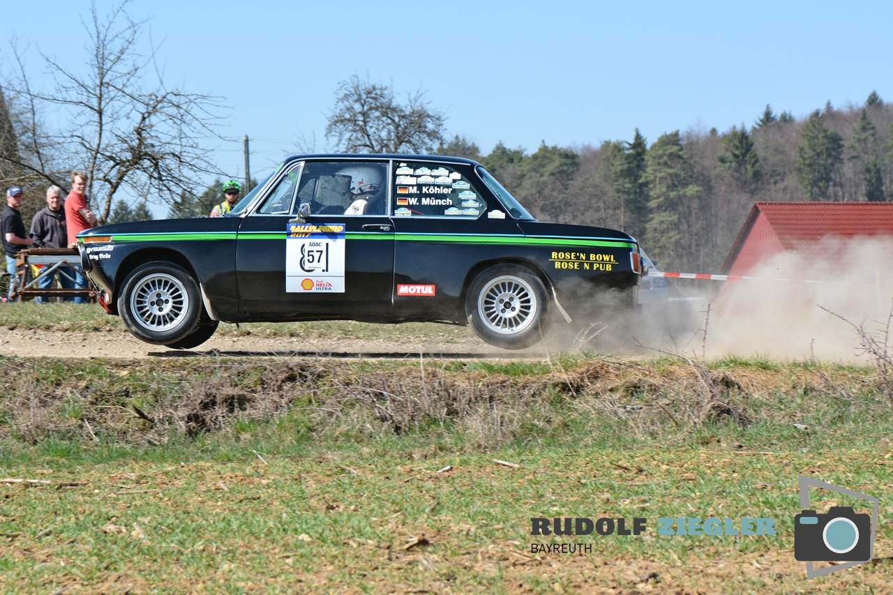 2. ADAC-Rallyesprint 115-RZL