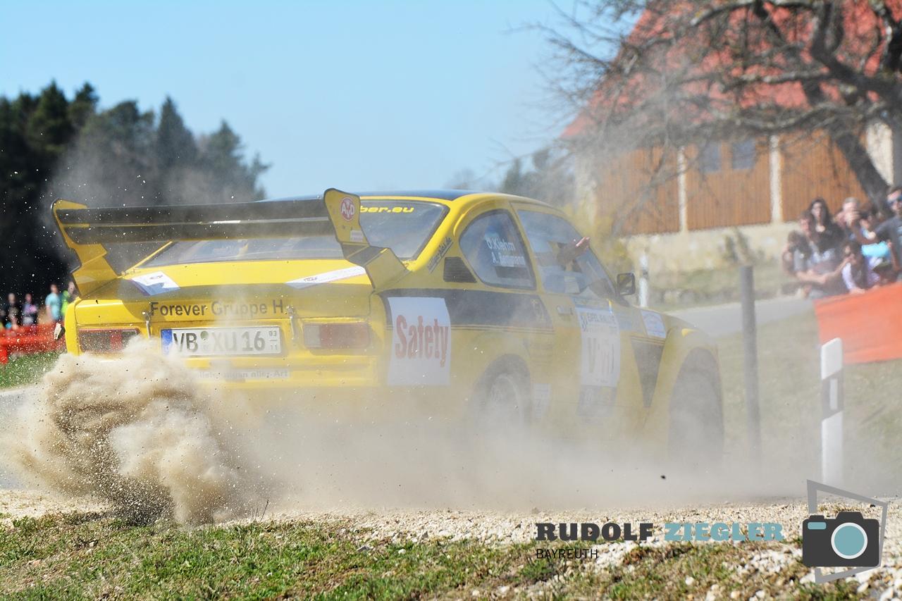 2. ADAC-Rallyesprint 162-RZL
