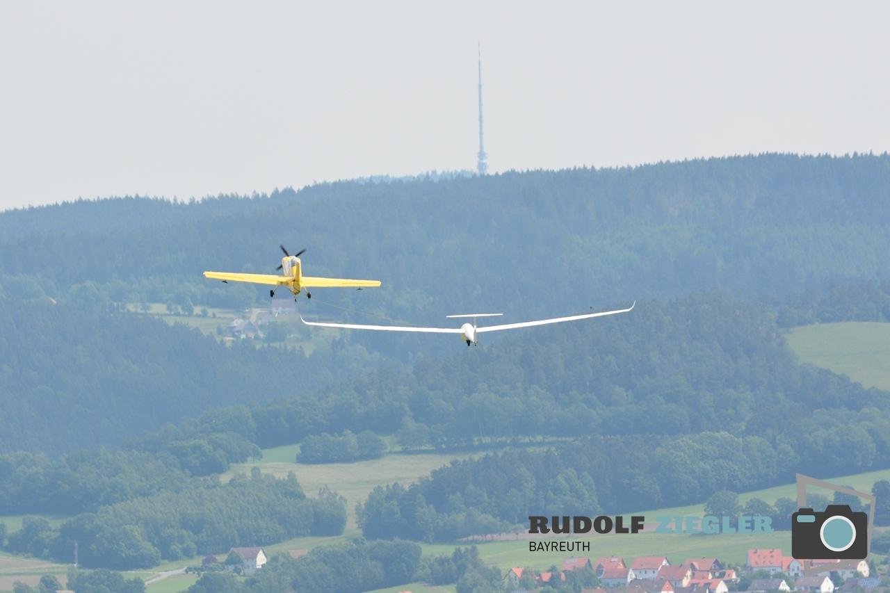 Segelfliegen - Sonntag 108-RZL
