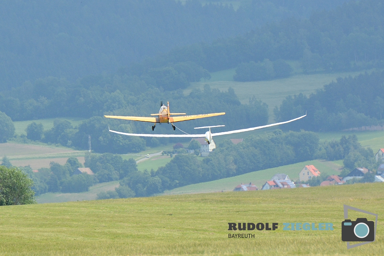Segelfliegen - Sonntag 133-RZL