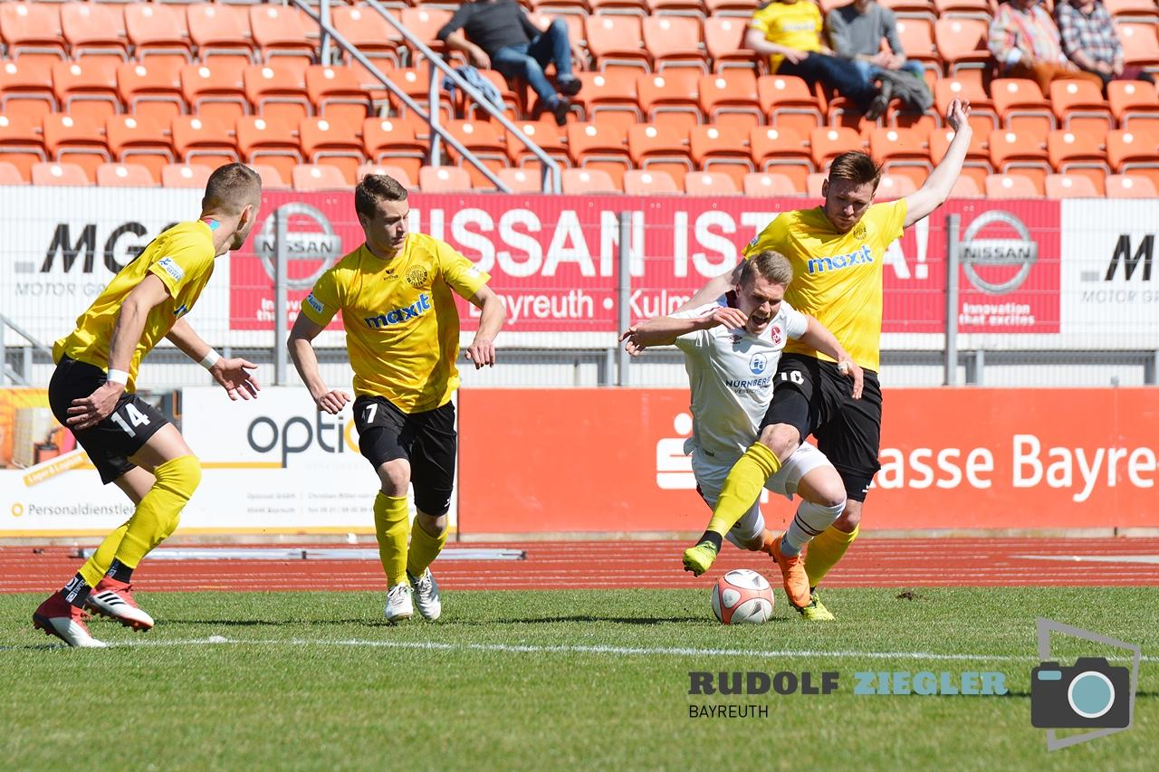 SpVgg Bayreuth vs. 1 FC Nürnberg II 025-RZL