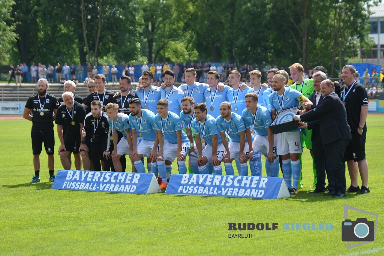 SpVgg Bayreuth vs. TSV 1860 München 045-RZL
