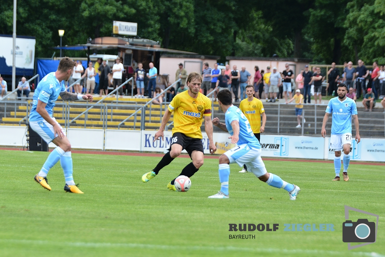 SpVgg Bayreuth vs. TSV 1860 München 064-RZL