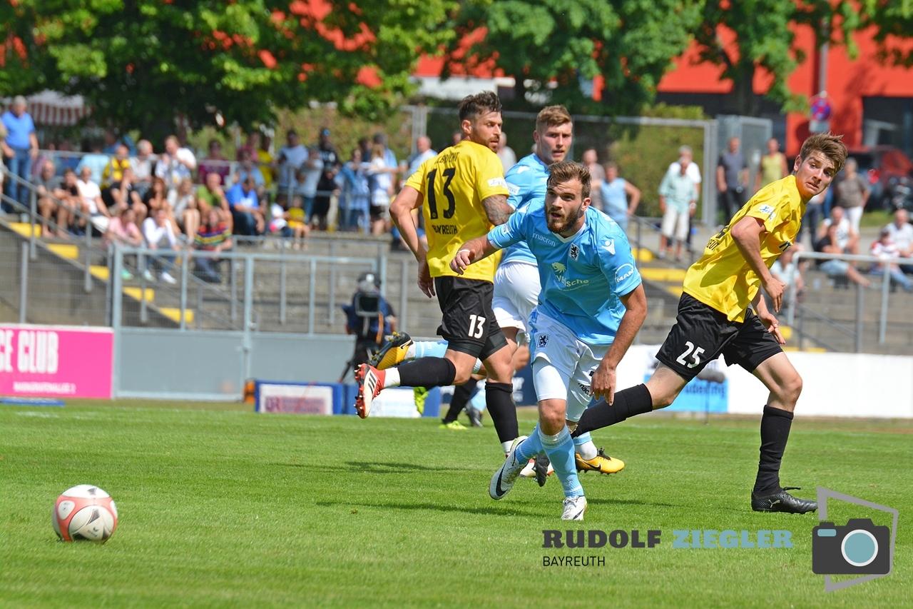 SpVgg Bayreuth vs. TSV 1860 München 132-RZL