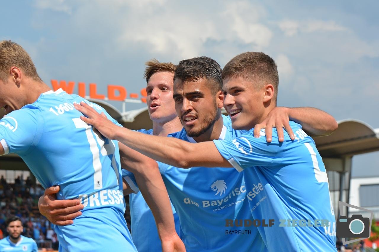 SpVgg Bayreuth vs. TSV 1860 München 192-RZL