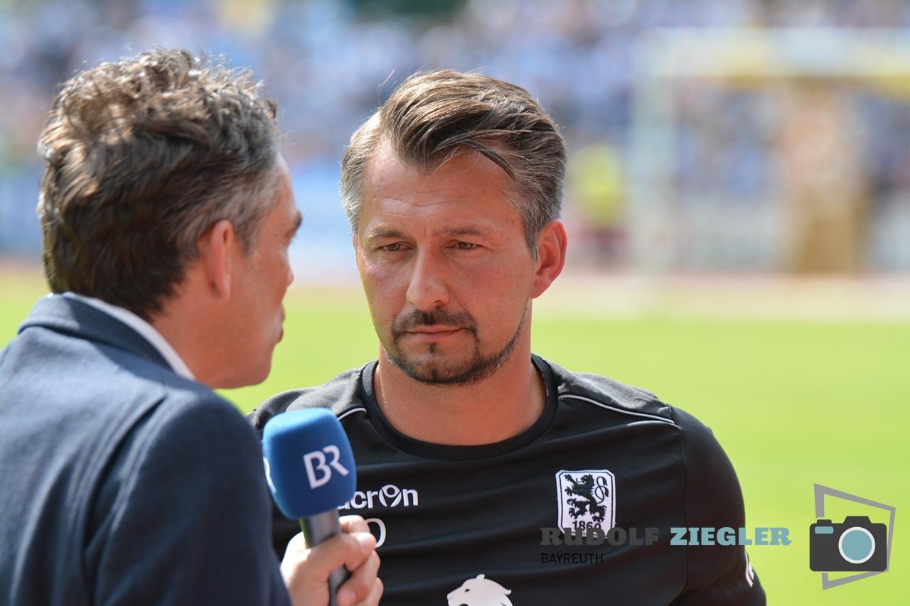 SpVgg Bayreuth vs. TSV 1860 München 234-RZL