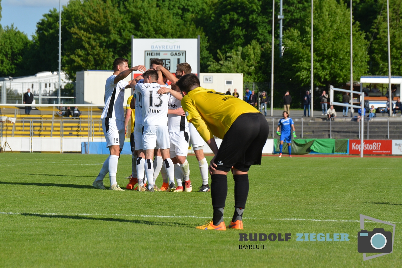 SpVgg Bayreuth vs. VfR Garching 037-RZL