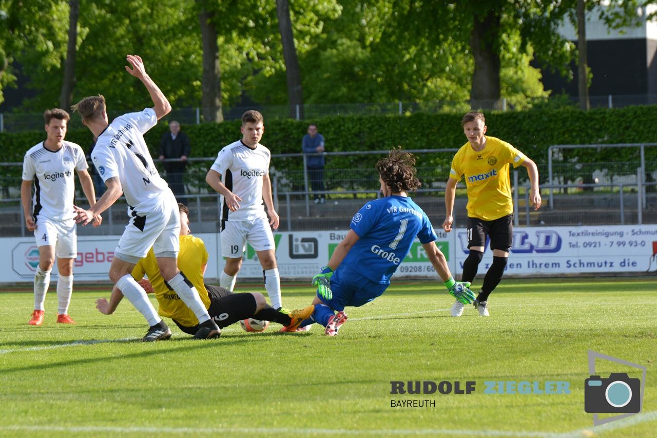 SpVgg Bayreuth vs. VfR Garching 052-RZL