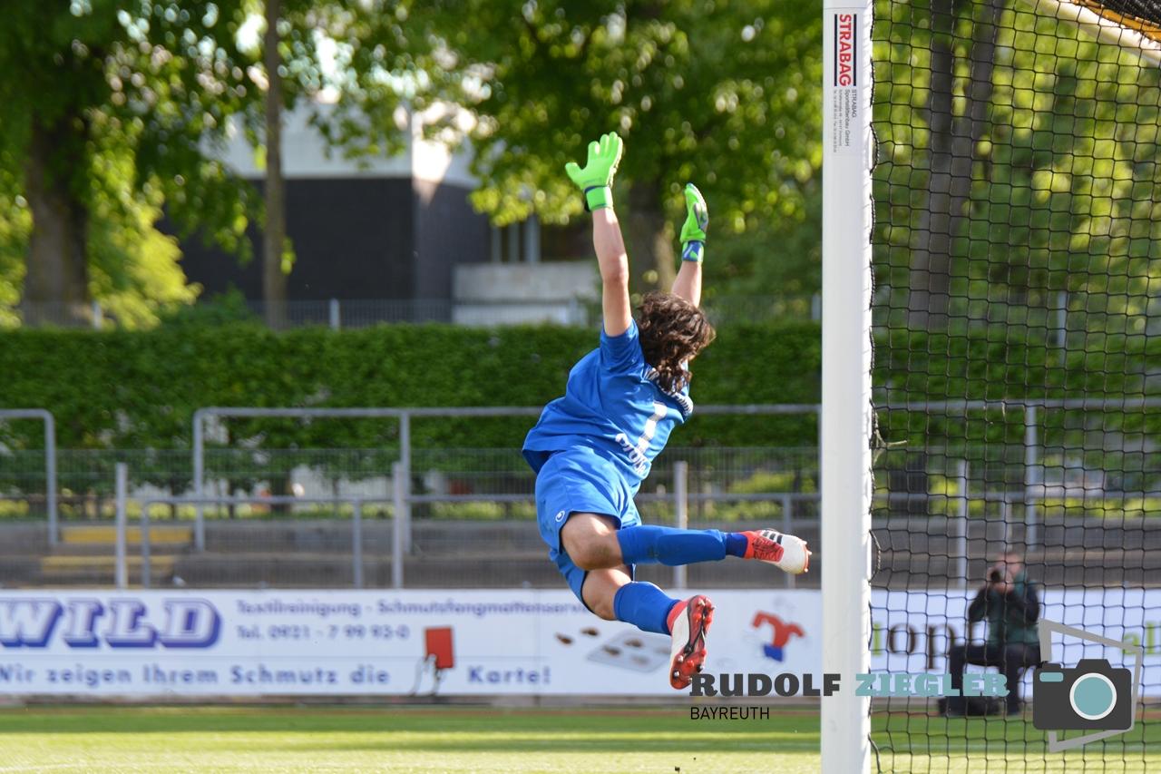 SpVgg Bayreuth vs. VfR Garching 061-RZL