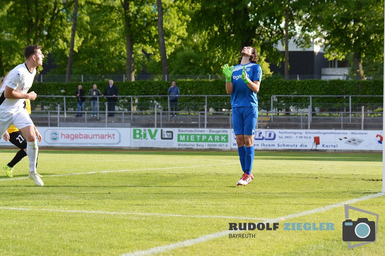 SpVgg Bayreuth vs. VfR Garching 063-RZL