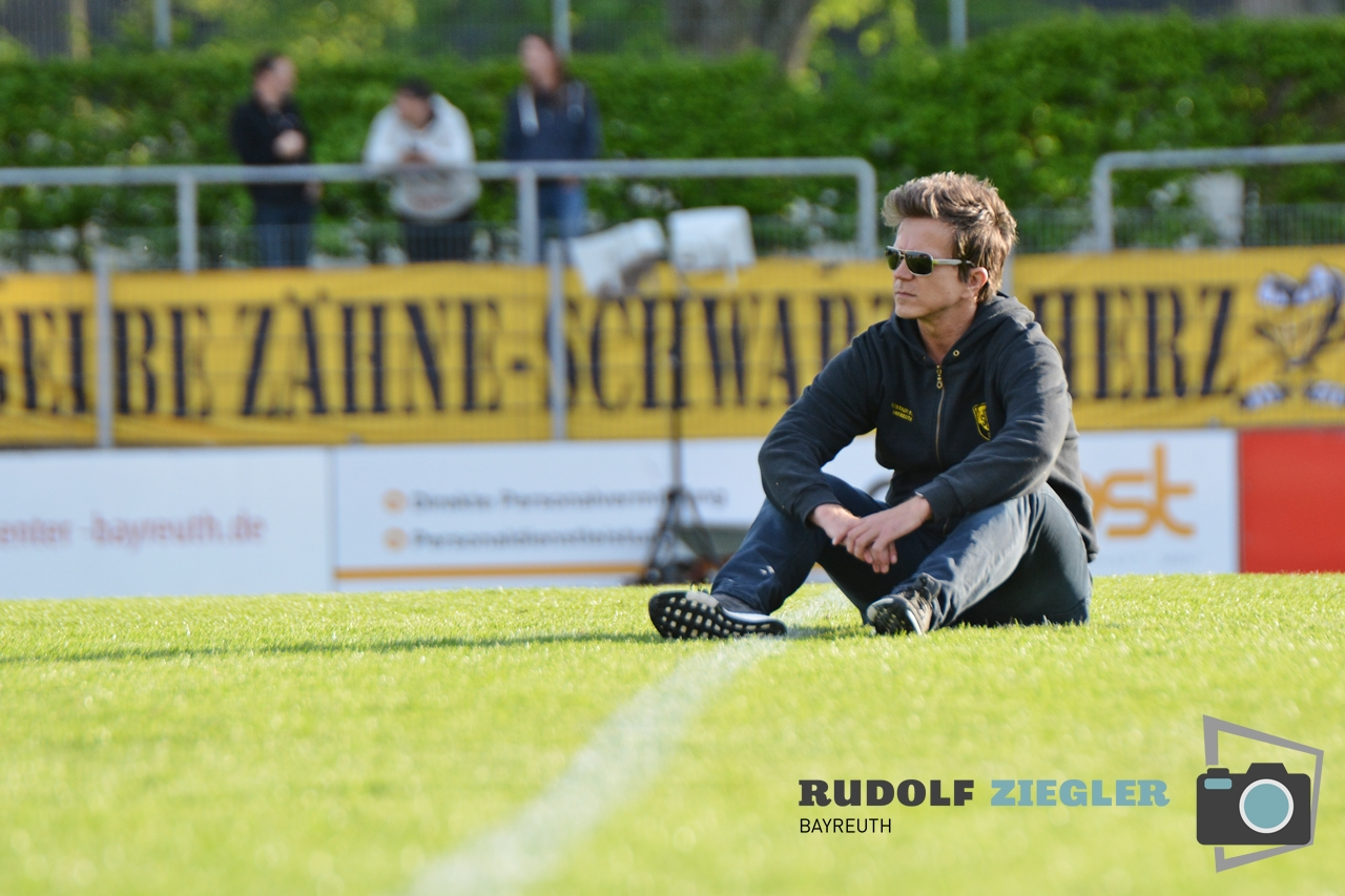 SpVgg Bayreuth vs. VfR Garching 121-RZL