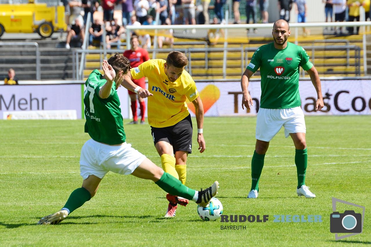 TOTO Pokal Finale - SpVgg Bayreuth vs. 1. FC Schweinfurt 05 079-RZL