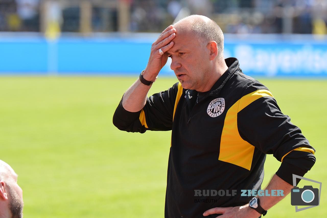 TOTO Pokal Finale - SpVgg Bayreuth vs. 1. FC Schweinfurt 05 095-RZL