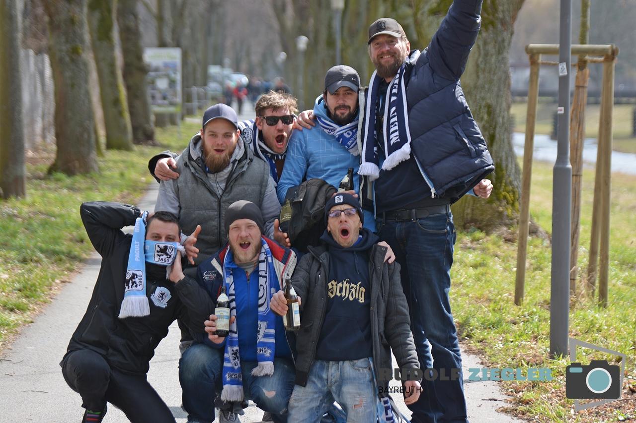 Toto-Pokal - SpVgg Bayreuth vs. TSV 1860 München 003-RZL