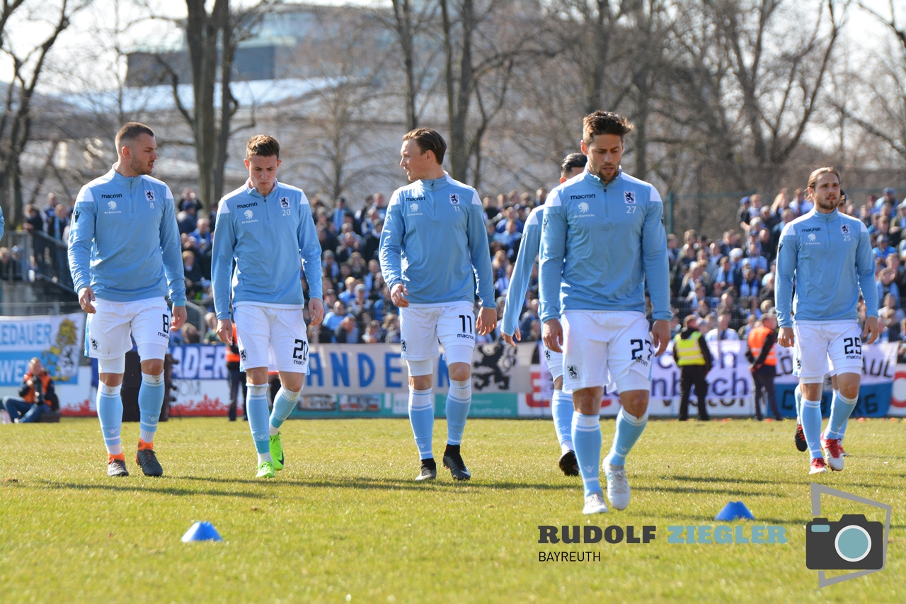 Toto-Pokal - SpVgg Bayreuth vs. TSV 1860 München 093-RZL