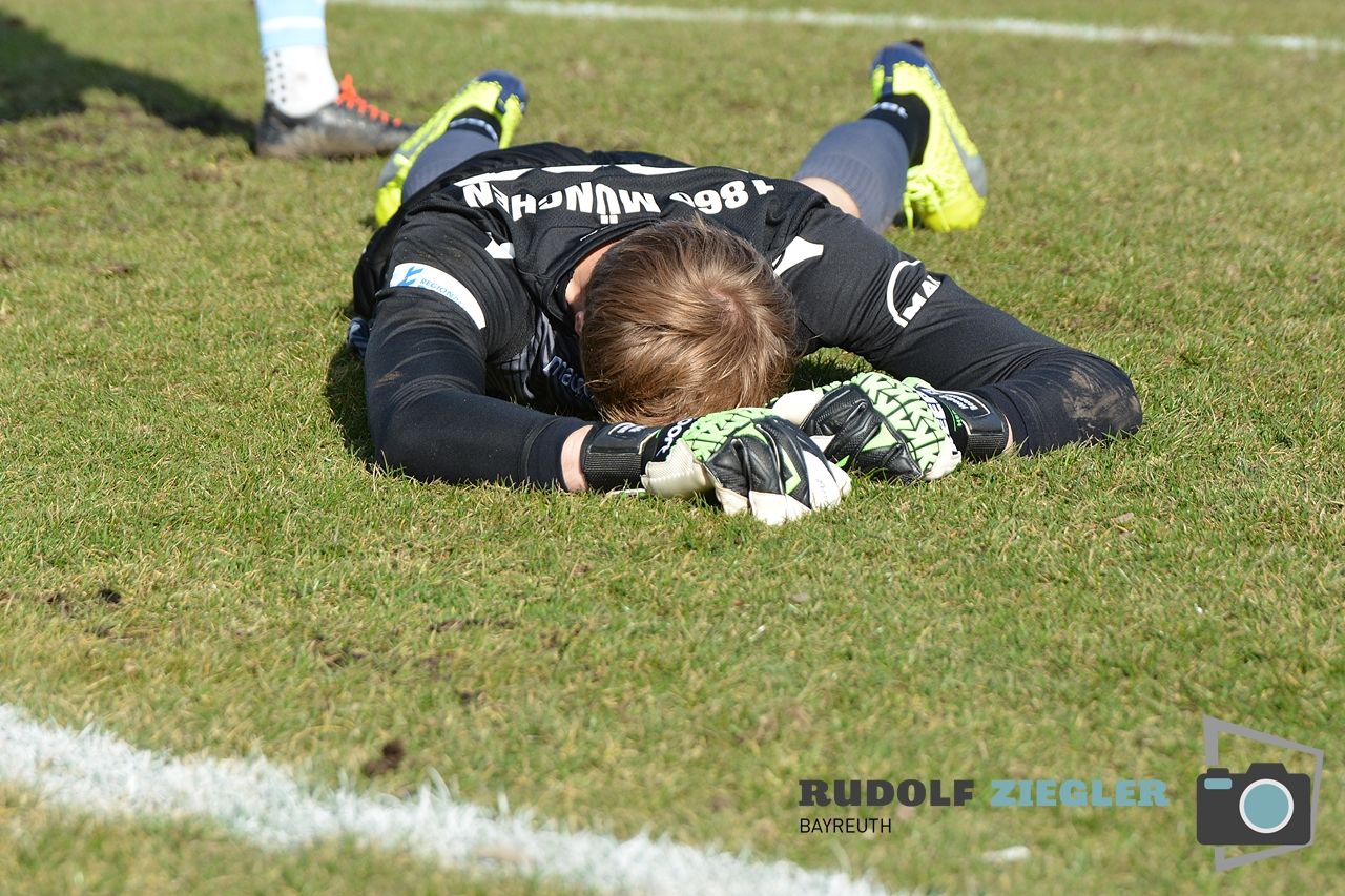 Toto-Pokal - SpVgg Bayreuth vs. TSV 1860 München 234-RZL