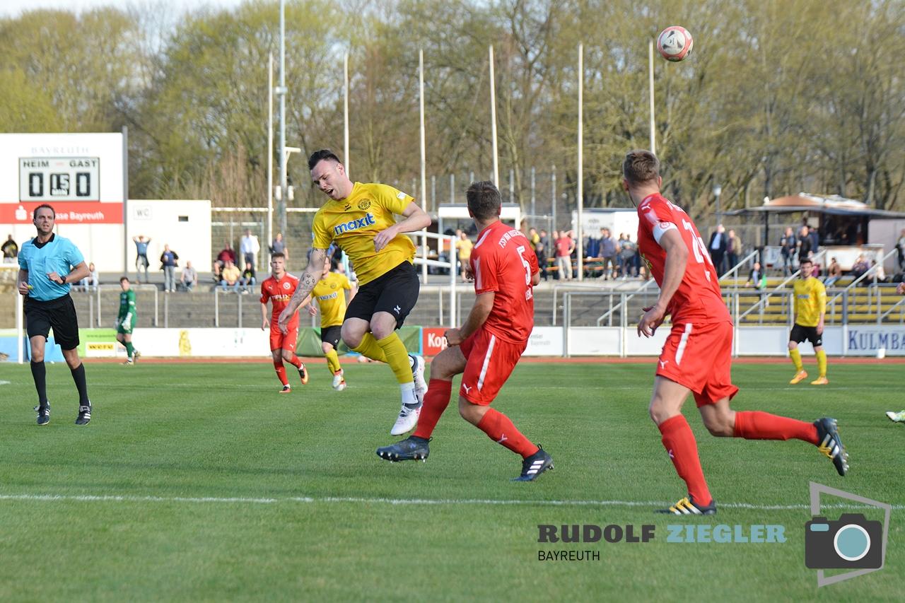 Toto-Pokal - SpVgg Bayreuth vs. TSV 1860 Rosenheim 028-RZL