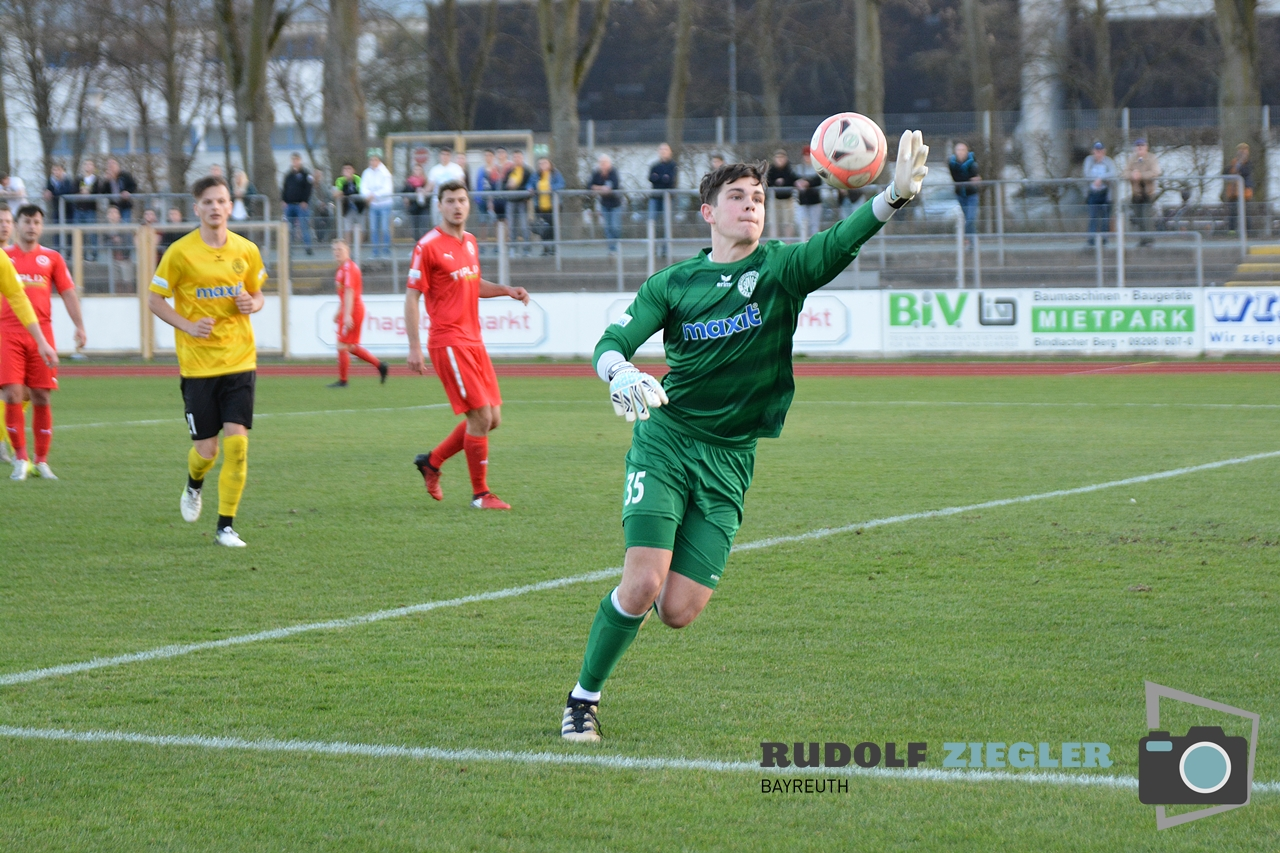 Toto-Pokal - SpVgg Bayreuth vs. TSV 1860 Rosenheim 084-RZL