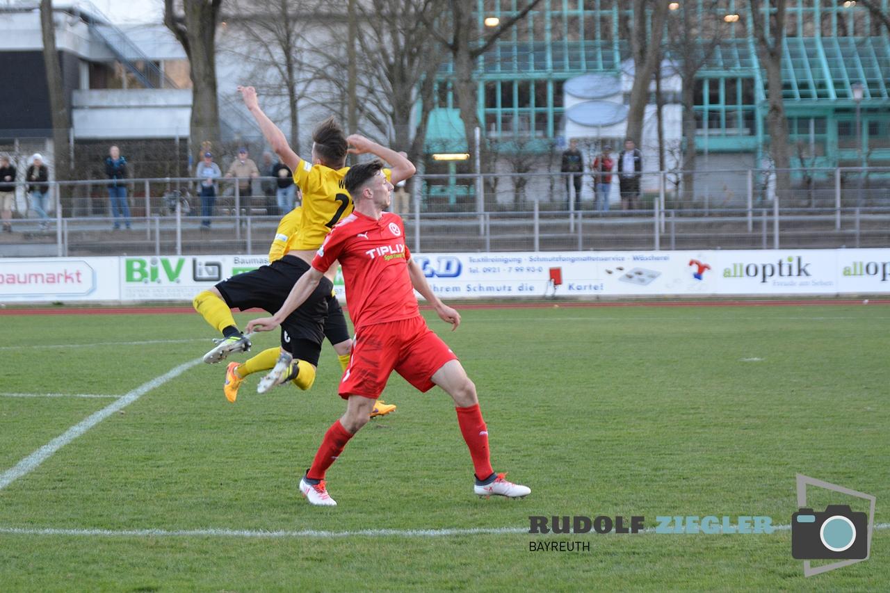 Toto-Pokal - SpVgg Bayreuth vs. TSV 1860 Rosenheim 095-RZL