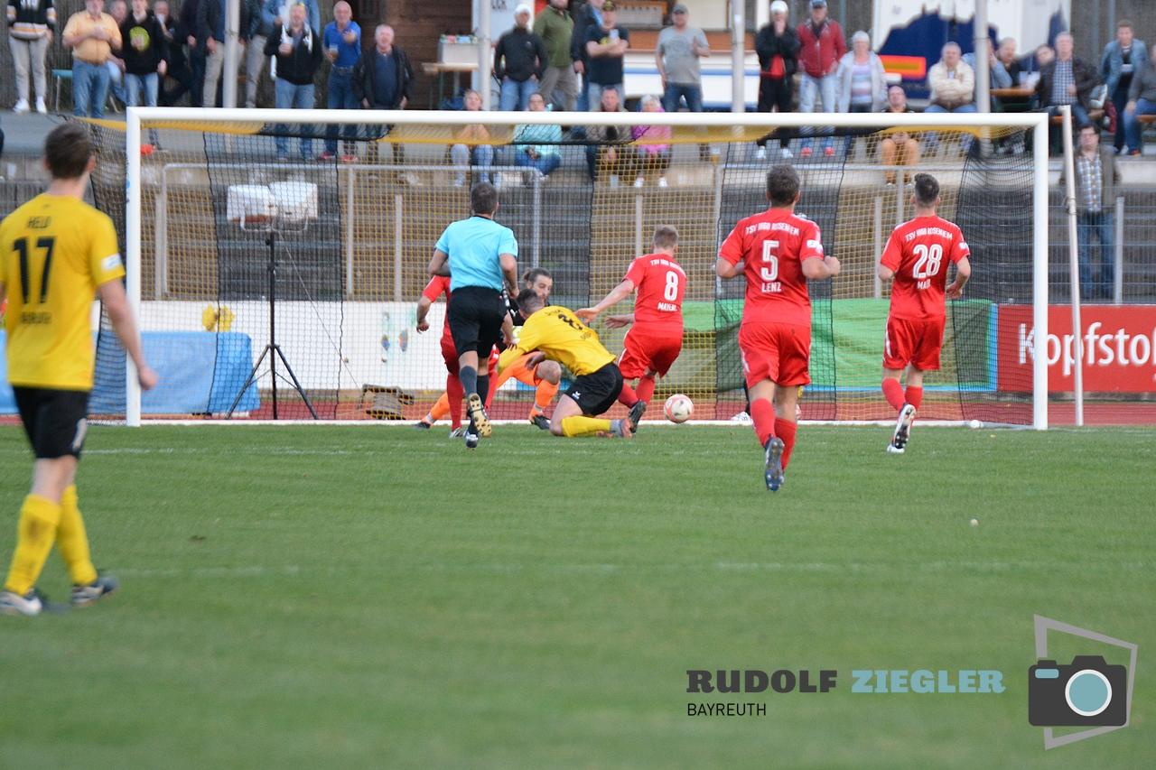 Toto-Pokal - SpVgg Bayreuth vs. TSV 1860 Rosenheim 116-RZL